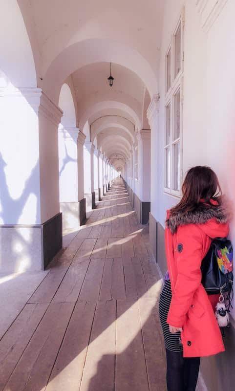 Things To Do In Oradea, Romania_Corridor of Canons