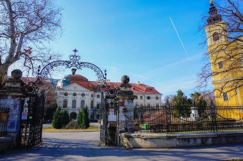 Things To Do In Oradea, Romania_Episcopal Palace