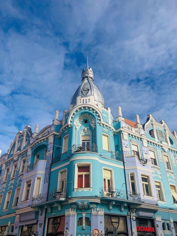 Things To Do In Oradea, Romania_Moskovits Miksa Palace