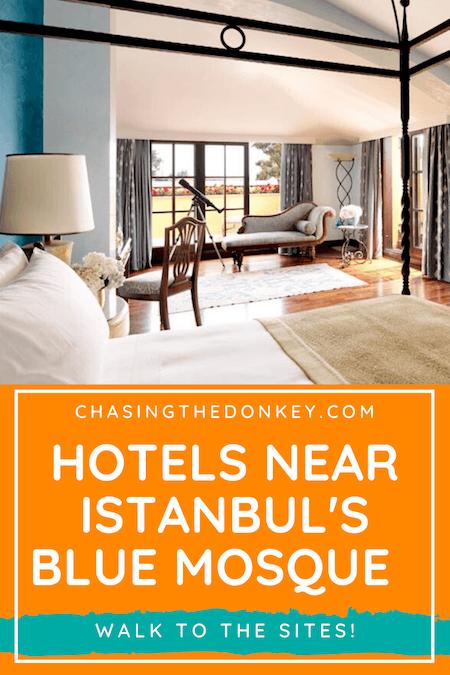 Turkey Travel Blog_Hotels Near the Blue Mosque Istanbul