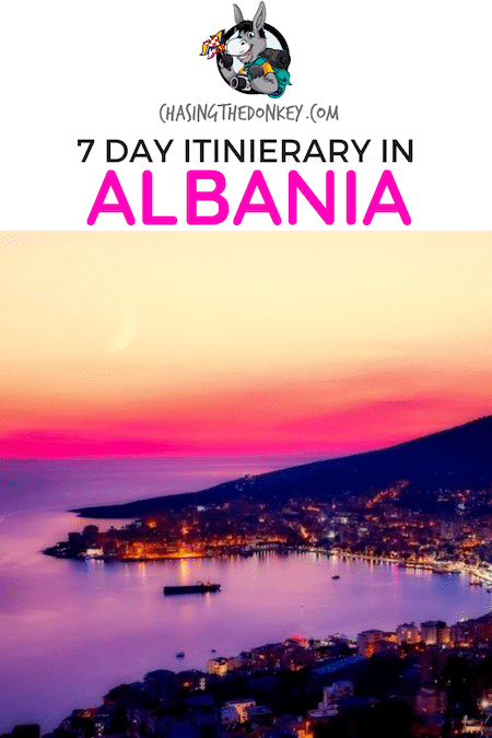 Albania Travel Blog_One Week Itinerary In Albania