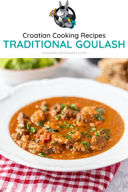 Croatian Cooking Recipes_Traditional Goulash