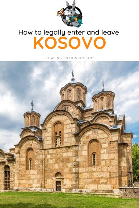 Kosovo Travel Blog_How To Legally Enter and Exit Kosovo