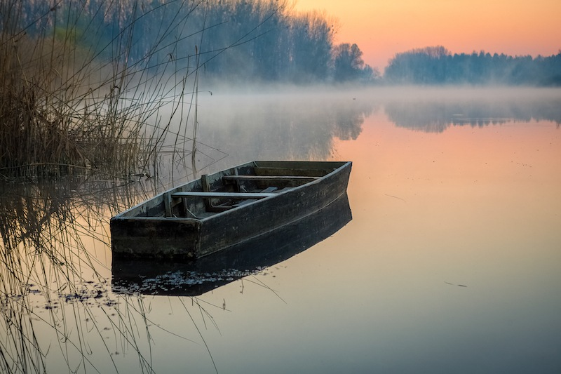 Beat The Crowds In Slavonia_Traditional River boat