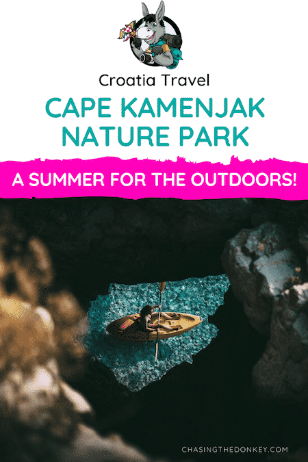 Croatia Travel Blog_Cape Kamenjak Nature Park_Social Distancing Travel In Croatia