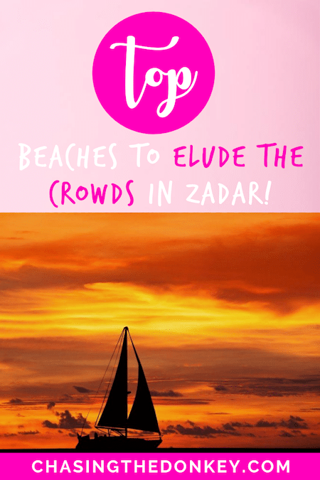 Croatia Travel Blog_Lesser Known Beaches To Elude The Crowds In Zadar