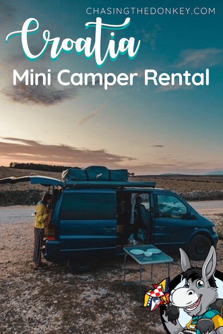 Croatia Travel Blog_Lowriders Mini Camper Rentals_Social Distance Travel In Croatia