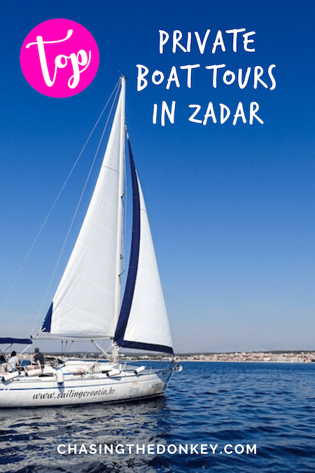 Croatia Travel Blog_Private Boat Tours In Zadar Croatia_Social Distance Travel Ideas Croatia