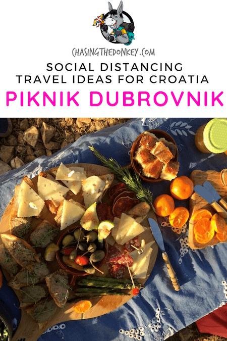 Croatia Travel Blog_Social Distancing Travel Ideas For Croatia_Piknik Dubrovnik