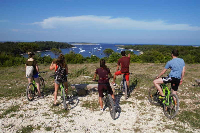 Fun E-Bike Ride At Cape Kamenjak_6