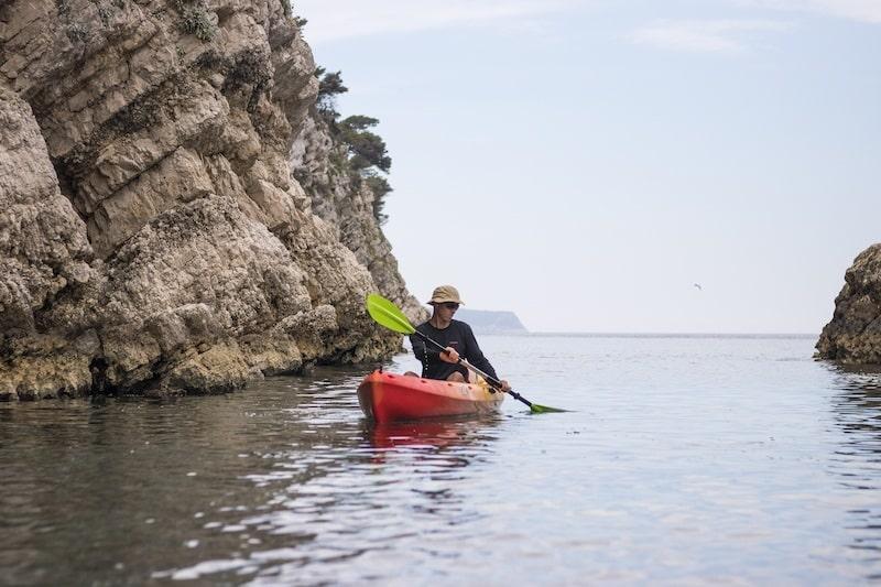Vis Island - Kayak Komiza