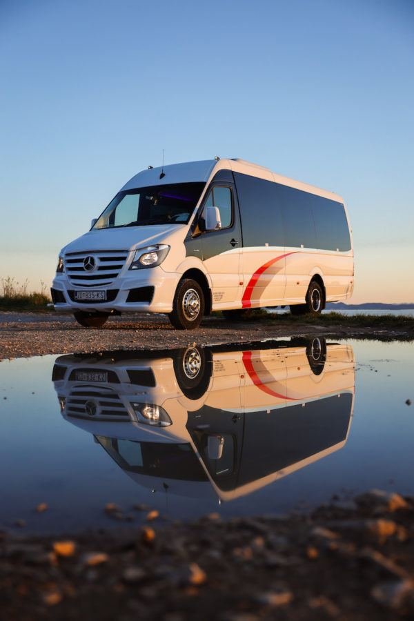 PRIVATE TRANSFERS CROATIA_MINI BUS