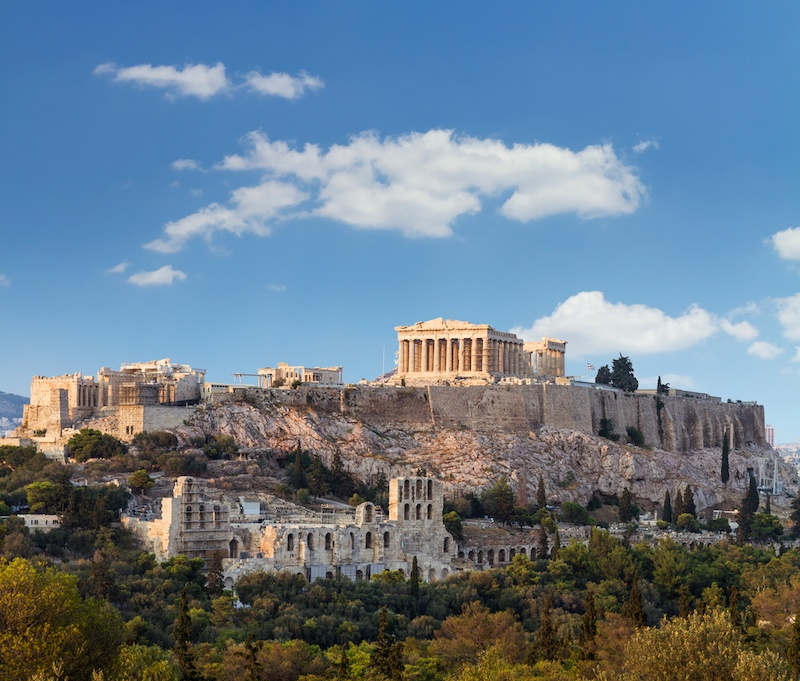 Greece With KIds - What to do in Greece with kids - Athens - Parthenon, Akropolis