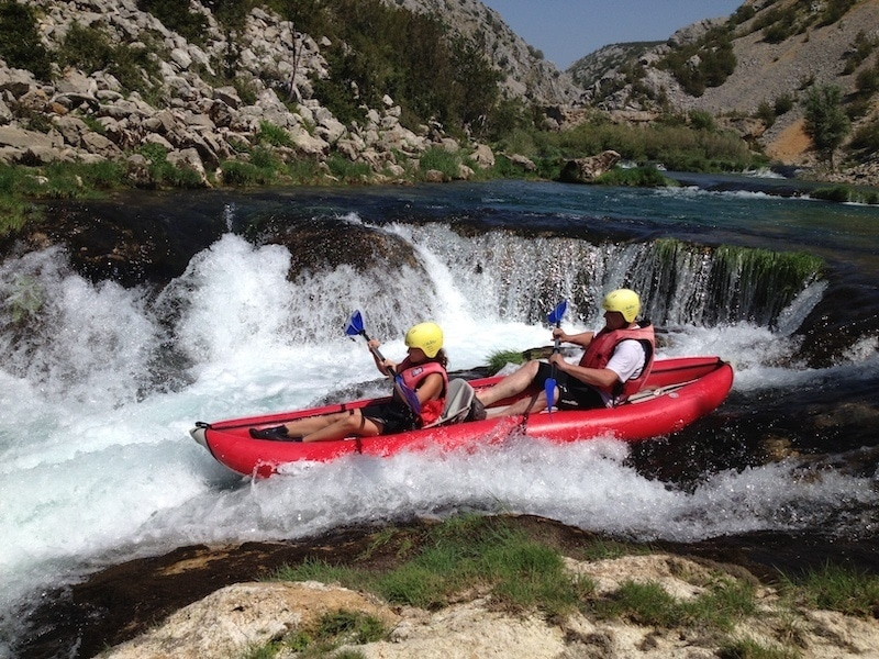 Social Distancing Travel in Croatia - Zadar 7