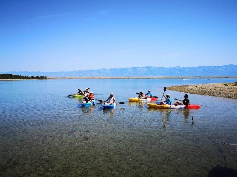 KAYAKING CROATIA_SEA ADVENTURES PRIVLAKA