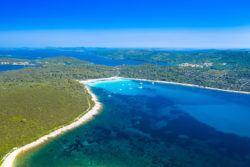 Sakarun Beach_Dugi Otok_Kayaking Zadar
