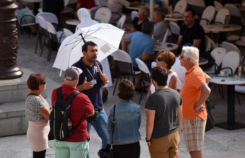 Šime Botica - White Umbrella