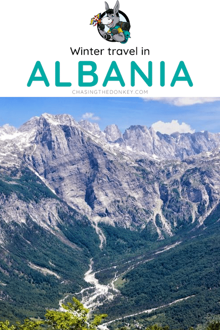 Albania Travel Blog_What To See and Do in Winter in Albania