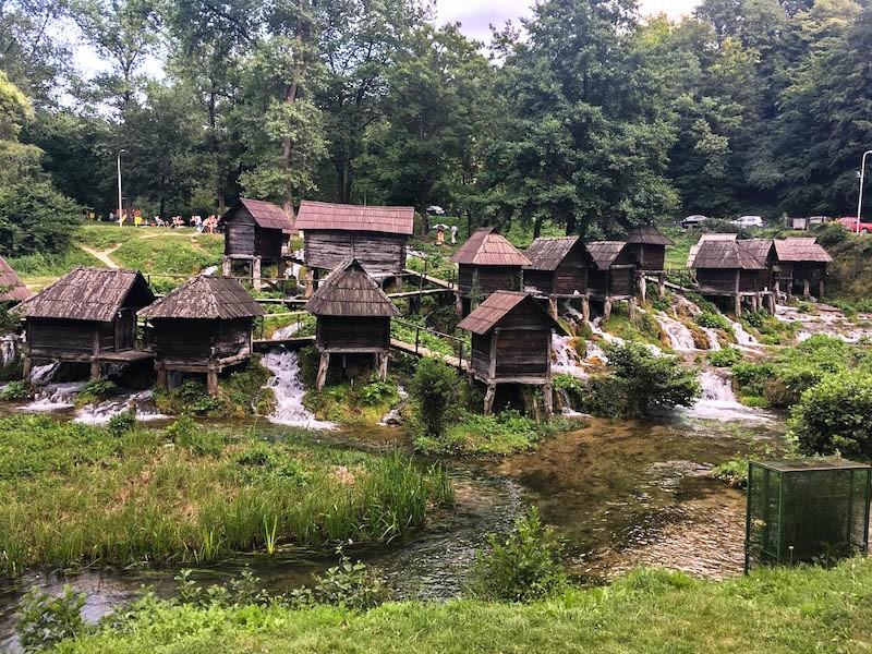 Best Day Trips From Sarajevo_jajce-watermills