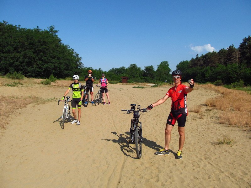 Discovering The Secrets Of Slavonia And Podravina By Bike With Mario