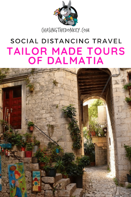Croatia Travel Blog_Keep Your Distance Exploring Trogir, Sinj & Primošten With Tanja