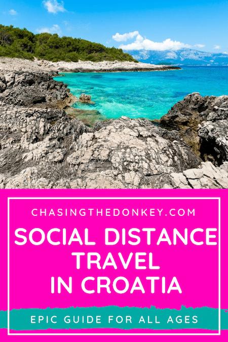 Croatia Travel Blog_Social Distance Friendly Activities In Croatia
