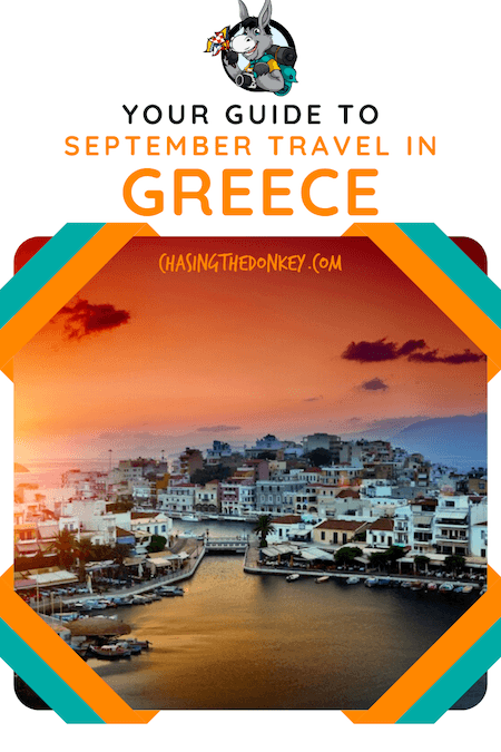 Greece Travel Blog_What To Do and What To Expect In Greece In September