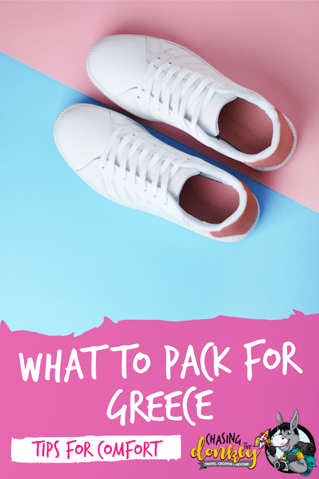 Greece Travel Blog_What To Pack For Greece