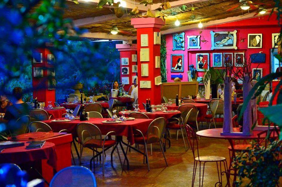 Palmižana Meneghellos_Meneghello restaurant_1