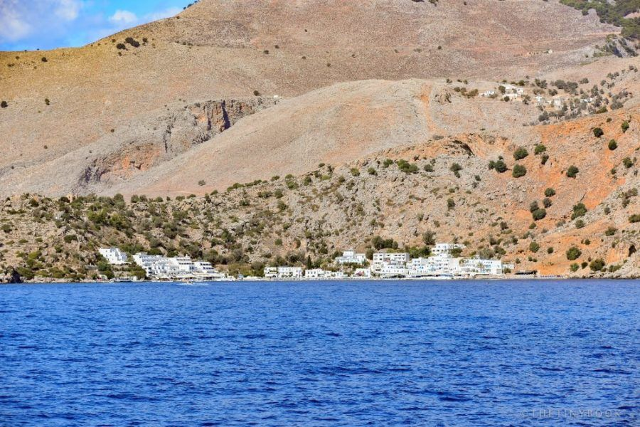 Where To Stay In Greece To Avoid The Crowds - ISOLATED VILLAGE IN SOUTH CRETE