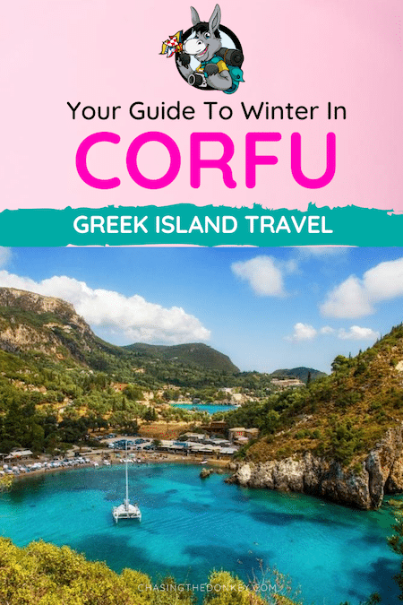 Greece Travel Blog_Ideas For Things To Do In Corfu In Winter