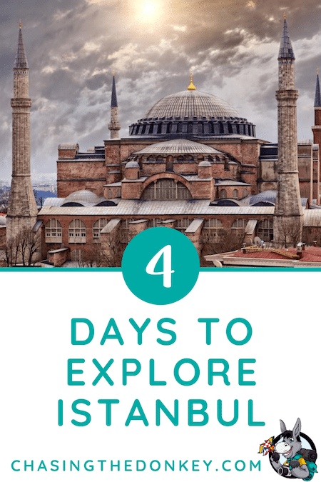 Turkey Travel Blog_4 Day Itinerary For Istanbul Turkey
