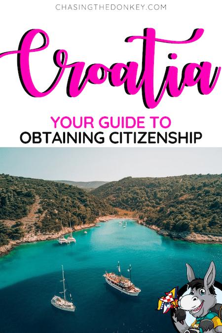 Croatia Travel Blog_How To Get Your Croatian Citizenship