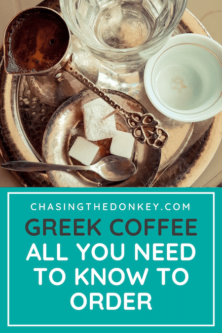 Greece Travel Blog_Ordering Coffee In Greece