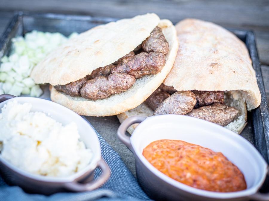 How To Make Sarajevski Ćevapi (Skinless Sausages From Sarajevo)
