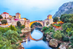Where To Stay In Mostar - Mostar Bridge