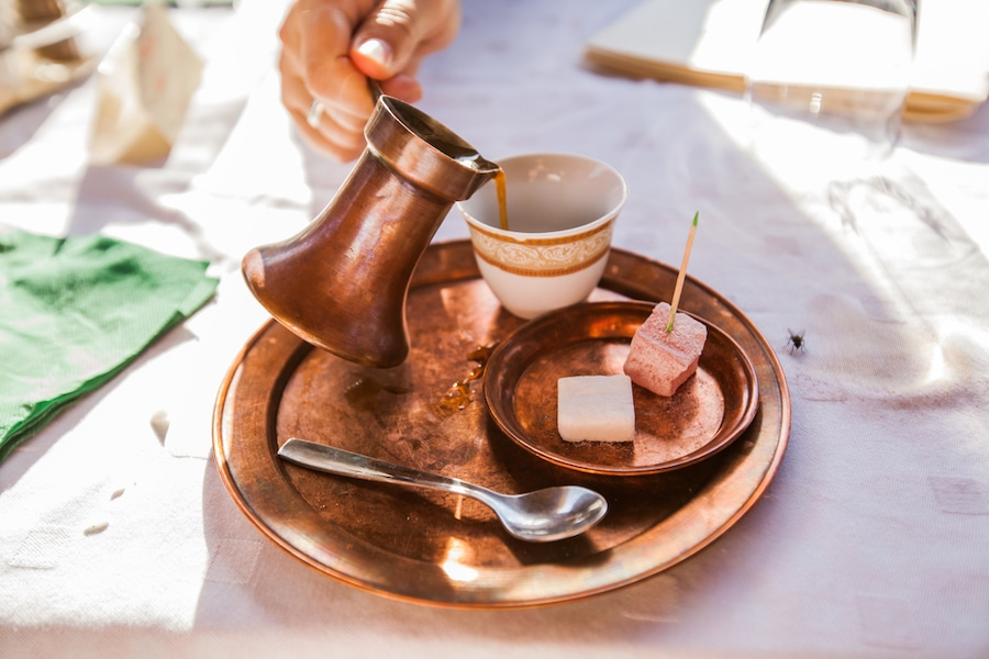 Ordering Coffee in Greece - All you need to know