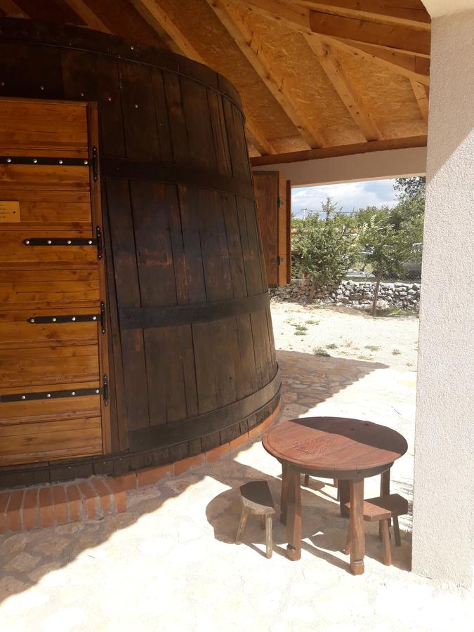 Weirdest Accommodation in Croatia - Barrel