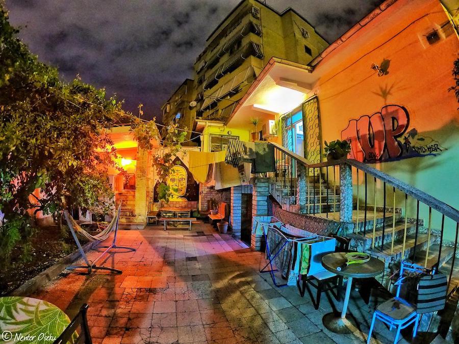 Albania Travel Blog_Where To Stay In Albania_Milingona City Center Hostel