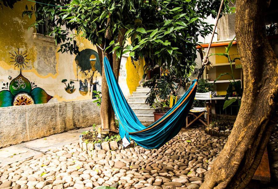 Albania Travel Blog_Where To Stay In Albania_Tirana Backpacker Hostel