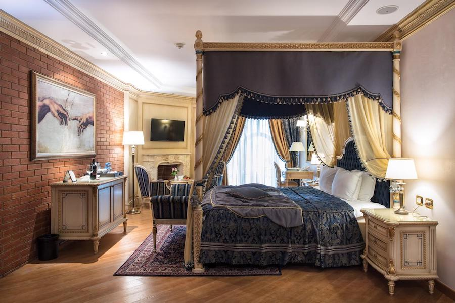 Albania Travel Blog_Where To Stay In Albania_Xheko Imperial Hotel
