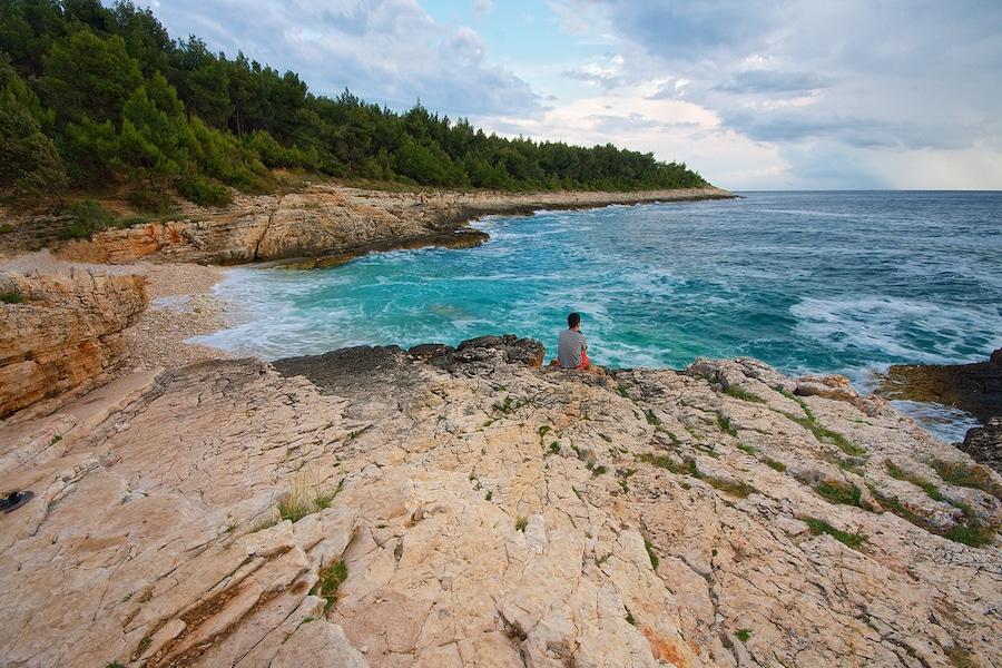 Best Beaches In Istria, Croatia - Cape Kamenjak