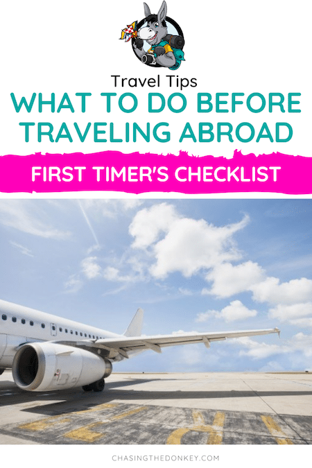 Croatia Travel Blog_Things To Do Before Traveling Abroad
