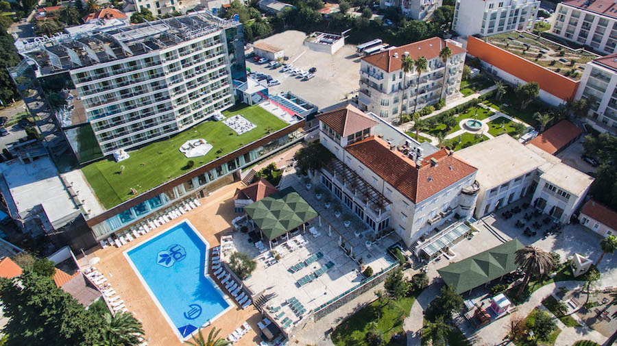 Croatia Travel Blog_Where To Stay In Dubrovnik_Grand Hotel Park