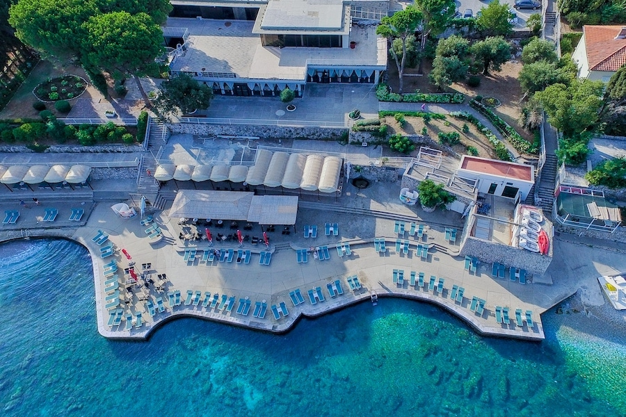 Croatia Travel Blog_Where To Stay In Dubrovnik_Hotel Adriatic