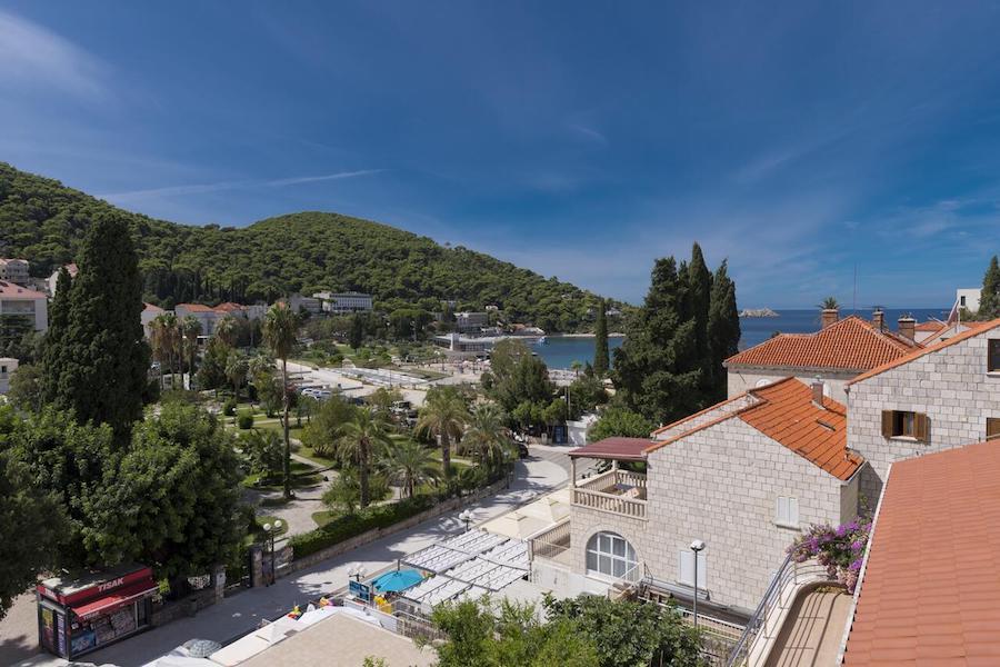 Croatia Travel Blog_Where To Stay In Dubrovnik_Hotel Perla