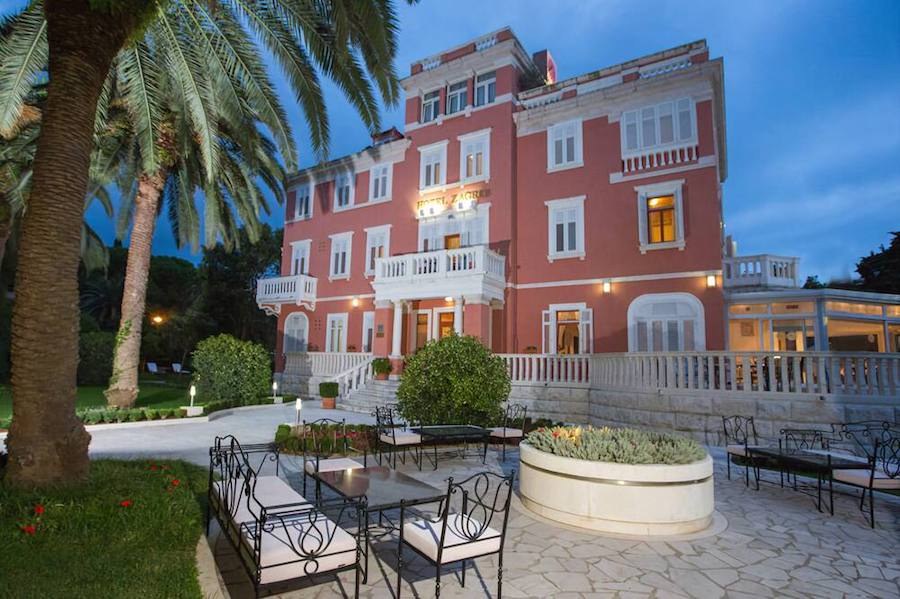 Croatia Travel Blog_Where To Stay In Dubrovnik_Hotel Zagreb