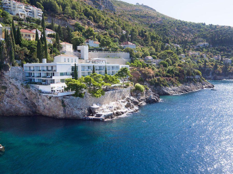 Croatia Travel Blog_Where To Stay In Dubrovnik_Villa Dubrovnik
