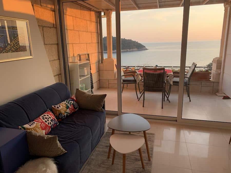 Croatia Travel Blog_Where To Stay In Dubrovnik_Villa Leoni