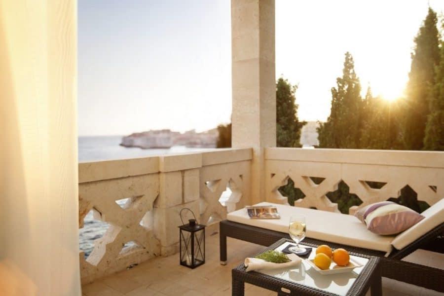Croatia Travel Blog_Where To Stay In Dubrovnik_Villa Orsula